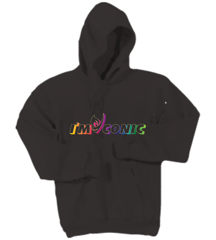 Myconic Apparel Women's Hooded Custom Sweatshirt