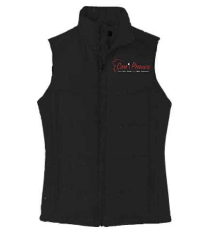 Czar's Promise Women's Puffy Vest