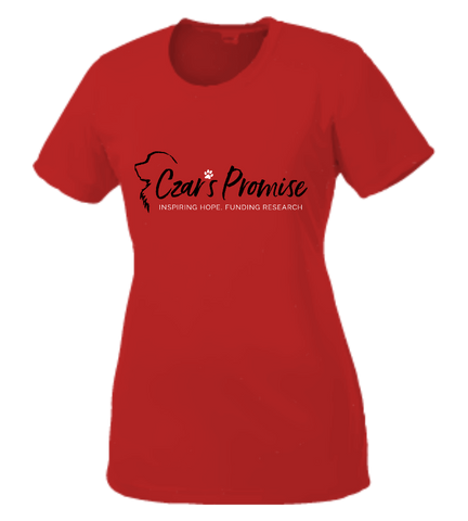 Czar's Promise Women's Performance T-Shirt