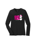 Girl Power Women's Long Sleeve Shirt