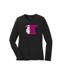 Tegan's Fight Women's Long Sleeve Shirt
