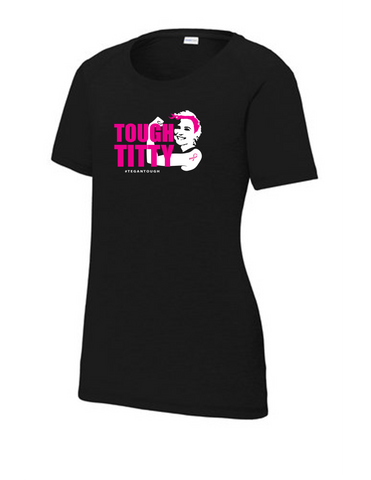 Tough Titty Women's Performance T-Shirt
