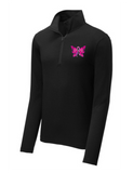 Men's Butterfly Ribbon Quarter Zip
