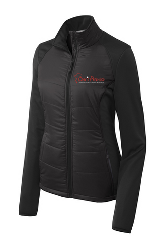 Czar's Promise Women's Soft Shell Hybrid Jacket