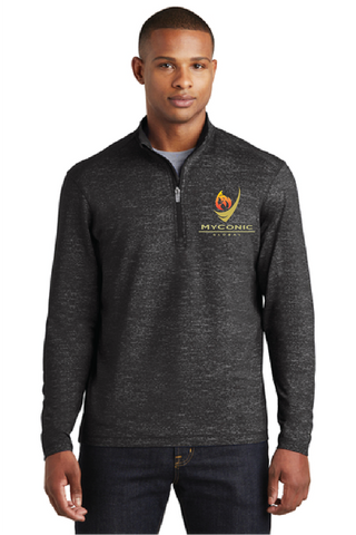 Myconic Torch Sport Logo Quarter Zip