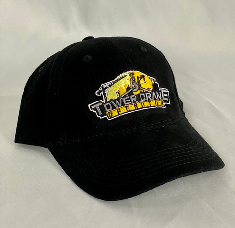 Tower Crane Operator Embroidered Hat