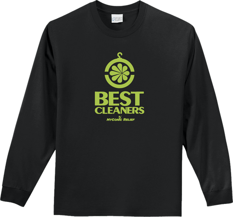 Best Cleaner's Cotton Long Sleeve Shirt