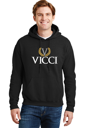 Vicci Men's Hooded Sweatshirt