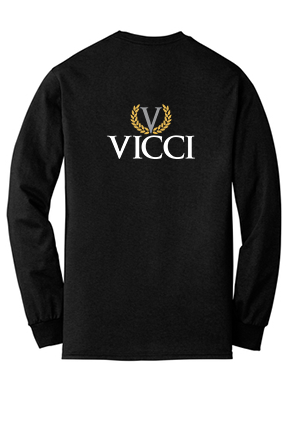 Employee - Vicci Men's Long Sleeve T-Shirt