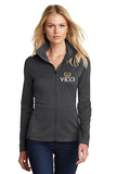 Employee -Vicci Women's Premium Zip Up Jacket