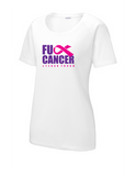 F*ck Cancer Women's Performance T-Shirt
