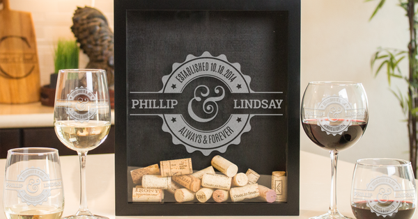 Engraved Wine Glasses: 10 of Our Favorites