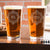 2 Pint Glass Set Mr & Mrs - Design: HH4