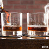 2 Rocks Glass Set - HH3