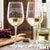 2 White Wine Glass Set - Design: HH1