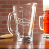 Glass Pitcher - Design: B2