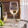 White Wine Glass - Design: B2