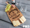 Rectangle Cheese Board - Design: FM3
