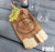 Personalized Cheese Board Rectangle Family - Design: FM6