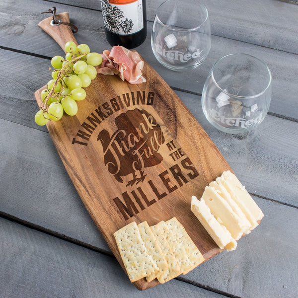 Rectangle Cheese Board - TG4
