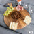 Round Cheese Board - Design: K1