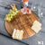 Round Cheese Board - Design: N1