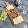 Wine Cheese Board - Design: K3