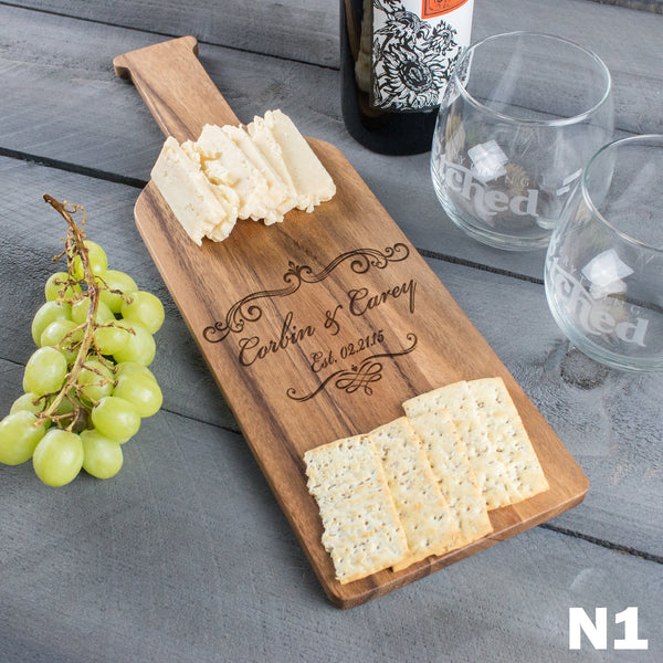 Wine Cheese Board - N1