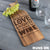 Wine Cheese Board - Design: Runs On