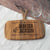 Personalized Wine & Cheese Gift Set - Design: N2
