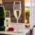 Personalized Champagne Flutes - Design: CUSTOM