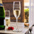 Etched Champagne Flutes - Design: L1 Couples