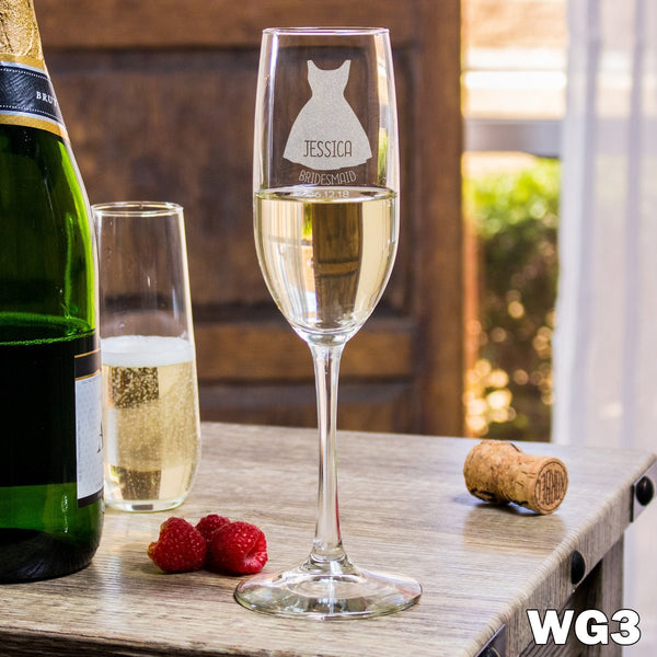 Champagne Glass - Design: WG3