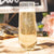 Stemless Champagne Glass - Design: N2