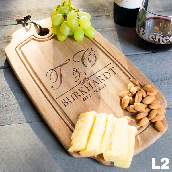Small Cutting Board - L2