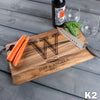 Large Cutting Board - Design: K2