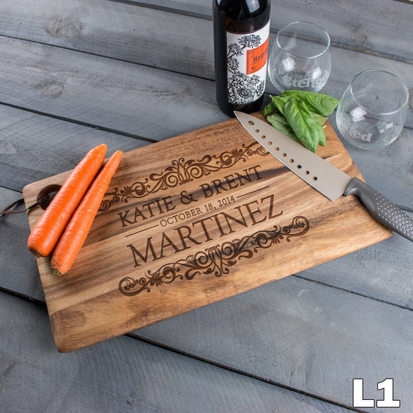 Large Cutting Board - L1
