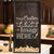 Large Rectangle Personalized Wine Cork Holder - Design: CUSTOM