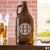 Etched Beer Growler - Design: K1