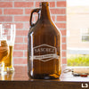 Etched Beer Growler - Design: L3