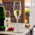 Etched Champagne Flutes Couples - Design: L2