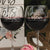 2 Red Wine Glass Set Mother & Daughter - Design: MD2