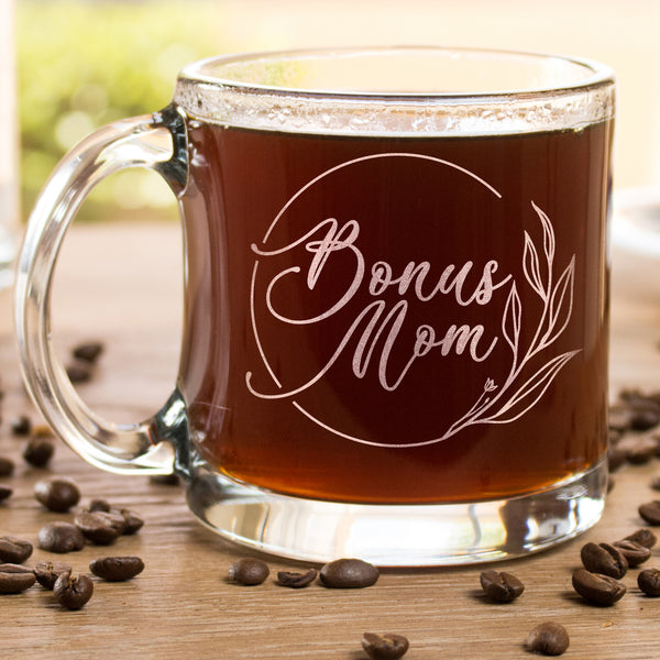 Bonus Mom Coffee Mug - Design: MD9