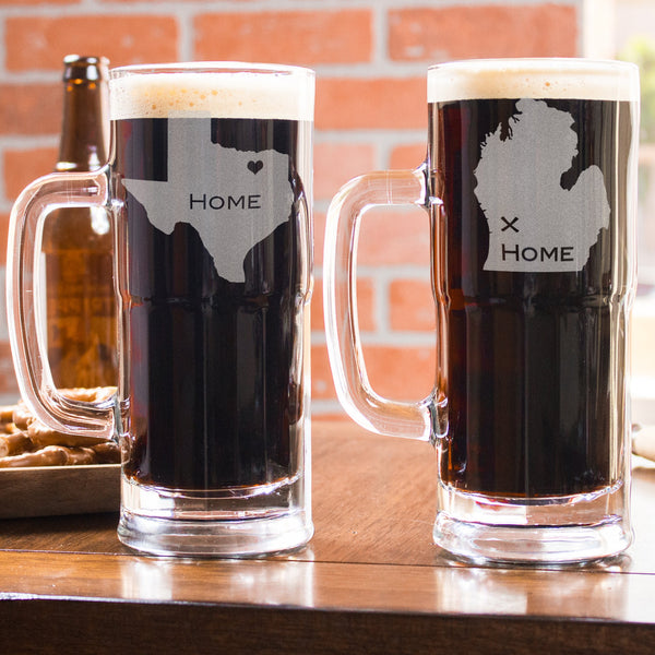 Beer Mug - Design: Hometown