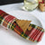 Engraved Christmas Napkin Ties - Design: NT6