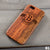 Wood Phone Case - Design: B1