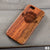 Wood Phone Case - Design: B3