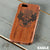 Wood Phone Case - Eagle