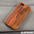 Wood Phone Case - Design: Elephant