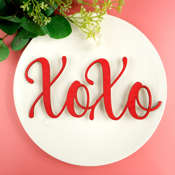 Table Placeholder Sets Love & XoXo - Design: PH1RD